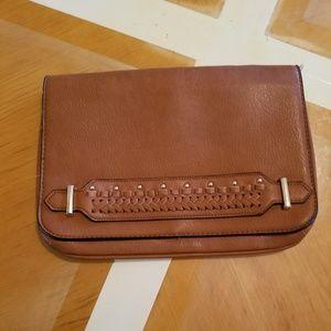 Handbags - Beautiful Brown Clutch Bag